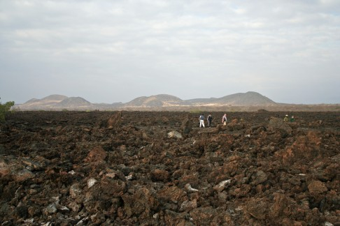 Shetani Lava Flow - Tsavo West