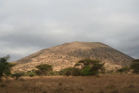 Shetani Volcano - Tsavo West
